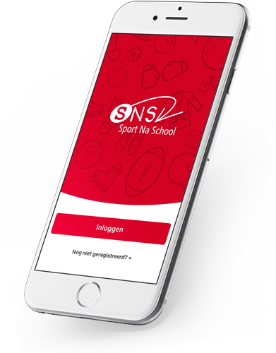 SNS App op Telefoon
